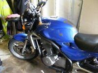 Kawasaki ER500 A4