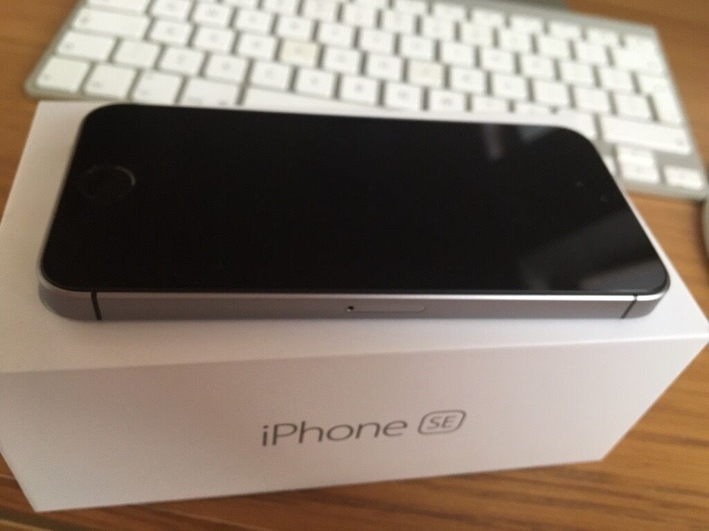 Apple iPhone SE 64GB Space Gray EE Network in Corby  : 86 from www.gumtree.com size 1024 x 768 jpeg 60kB