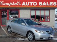 2009 Toyota Camry LE HEATED LEATHER!!ONLY 088000 LOW LOW KM'S!!
