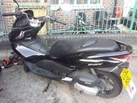 Hone PCX 125cc Black 2012 13k Milage - £1300ono