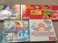 Dance music CD's