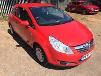 Vauxhall Corsa 1.0Litre Life
