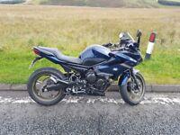 Yamaha XJ6 S Diversion Showroom Condition 6750 miles 2010