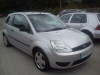 ★ £450 Bargain 05 Ford Fiesta 1.2 Petrol Style Climate 103K ★ Great runner ★