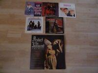 music vinyl bundle