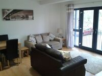 Luxury Two Bed Two Bathroom Apartment - 3 Month Min Let