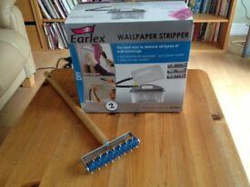 Earlax Steam Wallpaper / Artex Stripper + Silverline Wallpaper Perforator