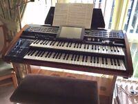 Organ - Wersi Verona GS 500