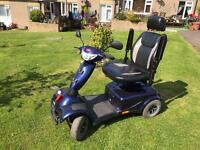 Mobility scooter Excel excite galaxy 8mph good working order