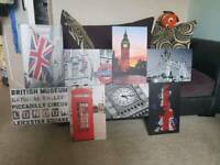 London theme picture