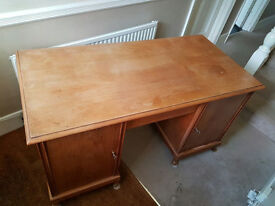 Antique wooden desk for only 80 GBP