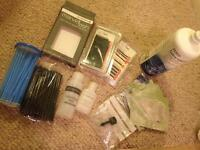 Professional eyelash extensions kit