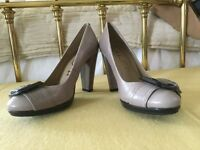 Unisa Leather Heels Size 36