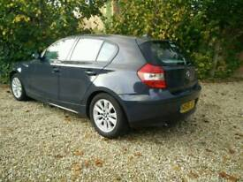 2007 BMW 118D 2.0 120D Swap or sell