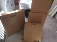 A variety of kitchen Door fronts and Drawers