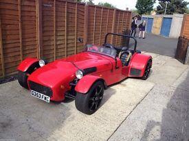 2.0l Tiger Avon kit car 2.0 l Pinto 168 bhp engine.