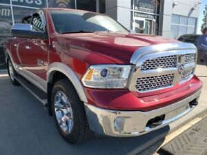 2014 Ram 1500 Laramie| Leather| 6 Passenger |Air Suspension| Ram