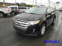 2012 FORD EDGE FWD eco boost    ***inspecter par ford***