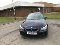 2005 bmw 525d automatic estate 12 months mot/3 months parts and labour warranty