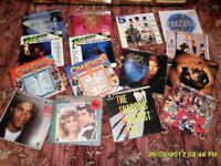 VYNAL RECORDS - LPS 45s & MUSIC CASSETTES
