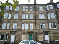 HARRISON ROAD -Two bed basement flat with modern decor. Located in the highly popular Polwarth area