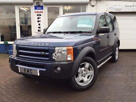 2006 06 Land Rover Discovery 3 2.7TD V6 S~7 SEATS~10 STAMPS~2 KEYS~£1000 MINIMUM TRADE IN!