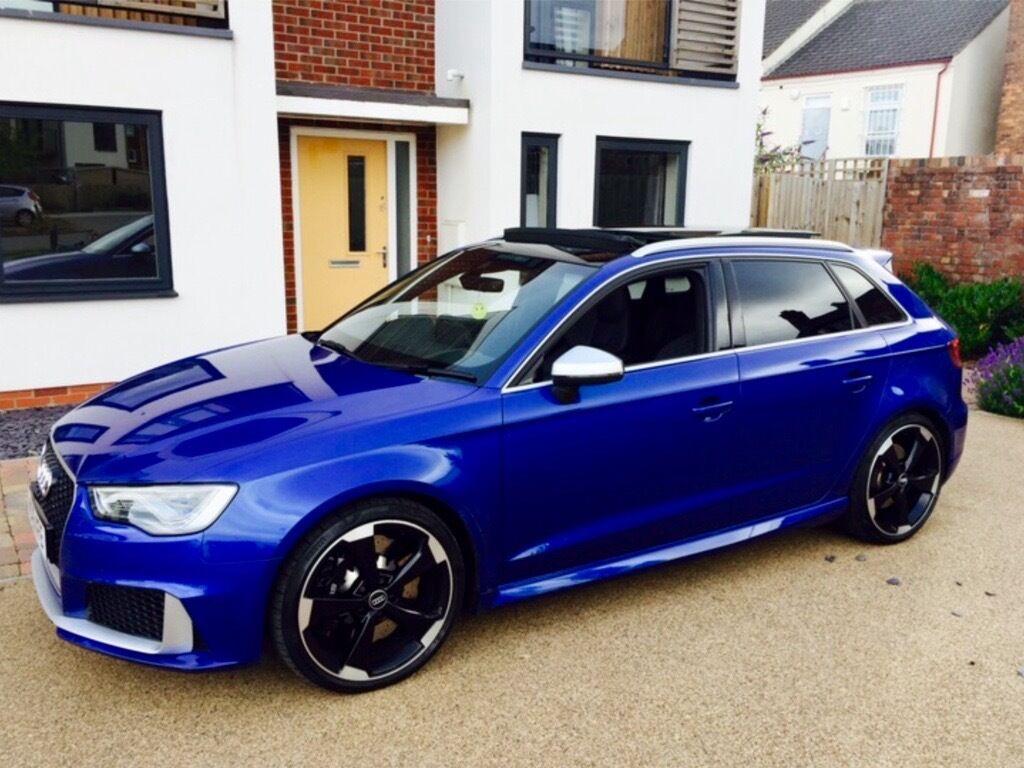 2016 Audi Rs3 A3