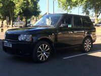 RANGE VOGUE 4.2 SUPERCHARGED * OVERFINCH * F.S.H * FULLY LOADED * 1 F.KEEPER * PART EX * FINANCE *