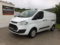 2014 Ford transit custom 290 trend etec finance available