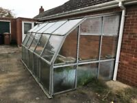 Greenhouse / Lean to