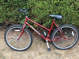 Cheap ladies emmelle bike