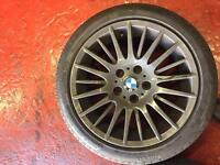 BMW alloys for e90