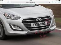 WANTED FRONT GRILLE TRIM FOR HYUNDAI i30