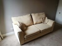 2 Seater Double Sofa Bed Settee