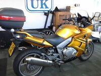 2008 Honda CBF1000 with ABS