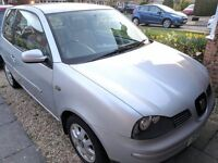 Seat Arosa with very low mileage!