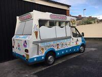 Ford Transit Soft Ice Cream Van Carpigiani Icecream Machine - 1998 R - SWB - Full Cowl Cummins Body