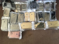 Job Lots 990x Brand New Mixed Mobile Phone Cases & Screen Protectors Worth In Excess of £2k
