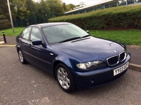 BMW 3 Series 320d SE,Face lift e46, AUTOMATIC, MOT May, Service History, In VERY good condition
