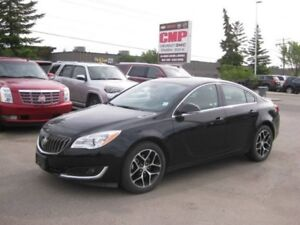2017 Buick Regal Turbo Sport Touring/ HTD Seats *Feel Regal!*