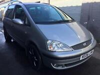 SALE! Bargain Ford galaxy 1.9 diesel, wheelchair conversion very rare