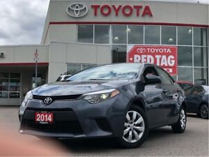 2014 Toyota Corolla LE|New Tires|New Brakes|Great Value