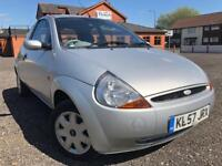 57 Plated- Ford Ka Style 1.3 Petrol- 3 drs 12 Months MOT