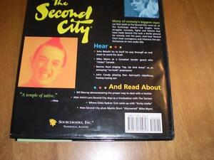 THE SECOND CITY WORLD'S GREATEST COMEDY WITH 2 CD'S Windsor Region Ontario image 4