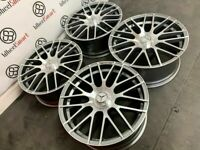 "BRAND NEW 20"" MERCEDES AMG63s STYLE ALLOY WHEELS - ALSO AVAILABLE WITH TYRES - 5 X 112"