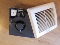 Bathroom extractor fan with timer (mint condition)