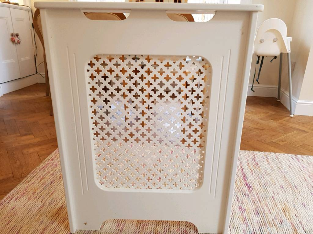 Radiator or electric box cover