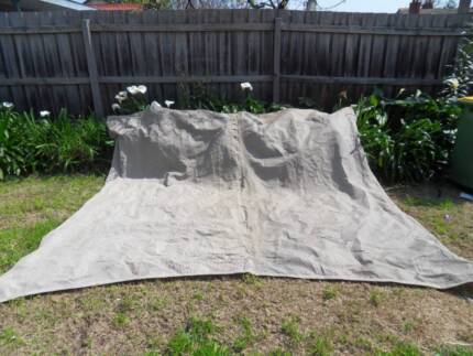 4 Shade Sails 3mt x 3mt Square Triangle + Bonus Free Shade Cloths