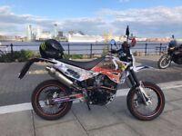 Motorbike for sale sinnis appache