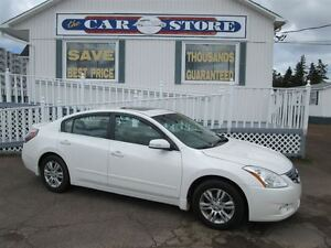 2011 Nissan Altima 2.5 S SUNROOF!! HTD LEATHER!! CLIMATE CONTROL